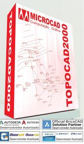 Topocad2000 V14 - Original Microcad