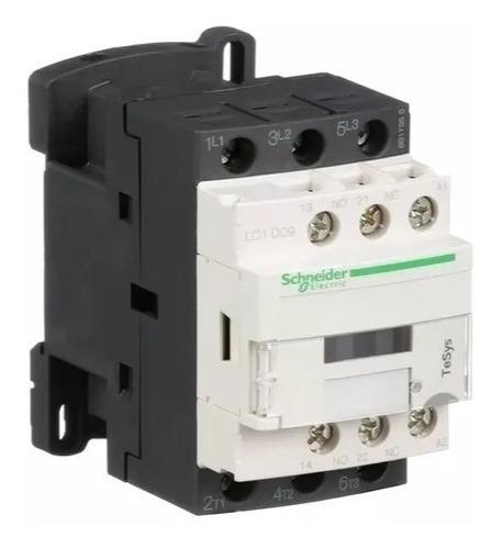 Contactor Schneider Electric Original Ref. Lc1 D09