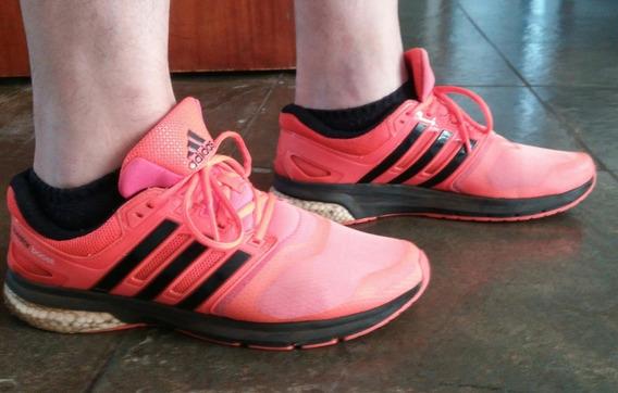 Tênis adidas Questar Boost 41 - Único Na Internet!