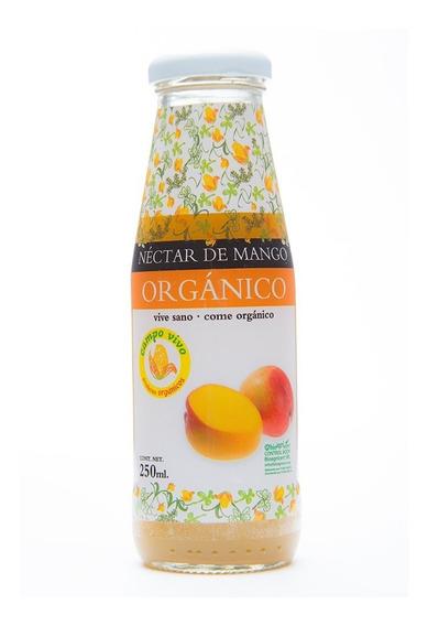 Néctar De Mango Organico Campo Vivo 250ml
