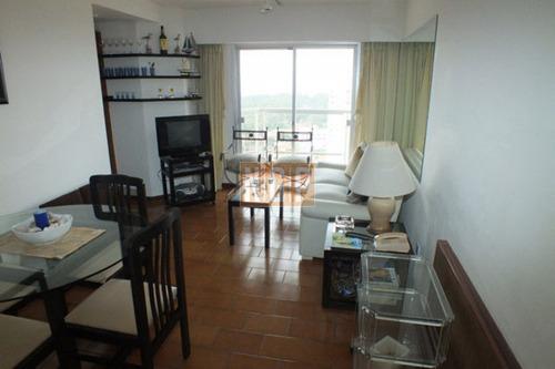 Apartamento En Lindisima Zona A Pasos De Punta Shopping - Ref: 4931