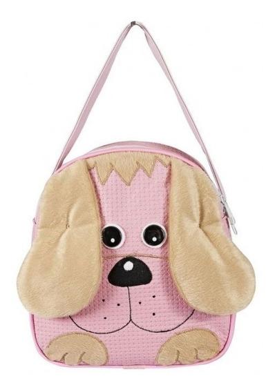Mochila Infantil Dog Rosa Menina Mochila De Bebê P Promoção
