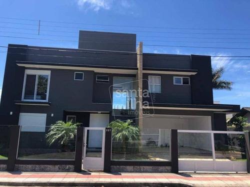 Imagem 1 de 30 de Casa Com 4 Dormitórios À Venda, 320 M² Por R$ 1.860.000,00 - Barra Da Lagoa - Florianópolis/sc - Ca3053