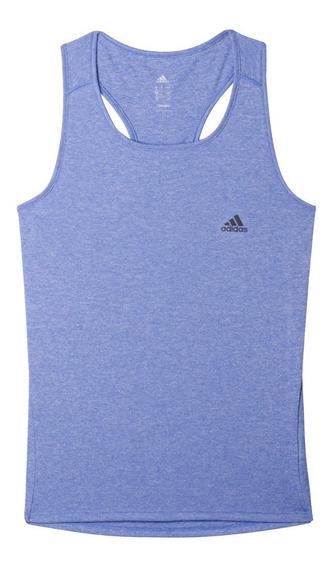 Musculosa Running adidas Run Tnk Mujer