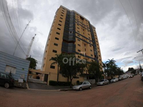 Apartamento À Venda, 164 M² Por R$ 600.000,00 - Jundiaí - Anápolis/go - Ap0035