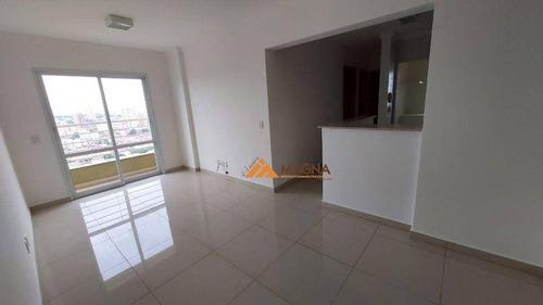 Apartamento Com 2 Dormitórios, 70 M² - Venda Por R$ 350.000,00 Ou Aluguel Por R$ 1.500,00/mês - Jardim Macedo - Ribeirão Preto/sp - Ap4647