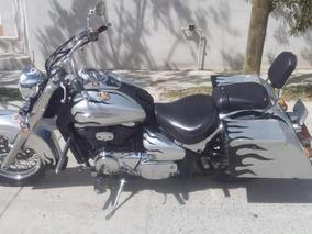 Suzuki Intruder 800cc Excelente Para Viajar