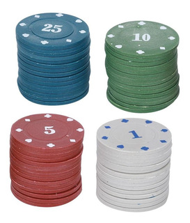 Conjunto De Fichas De Poker Keenso, Texas Hold\