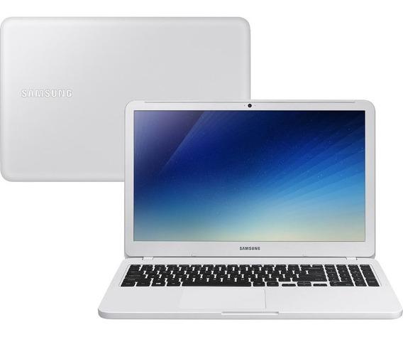 Lacrado - Notebook Samsung E30 Branco I3 Tela 15,6 Full Hd