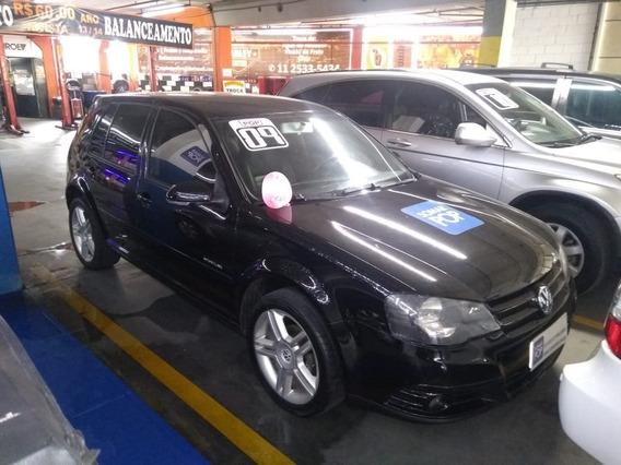 Volkswagen Golf 1.6 Mi Sportline Flex 4p Manual Zero Entrada