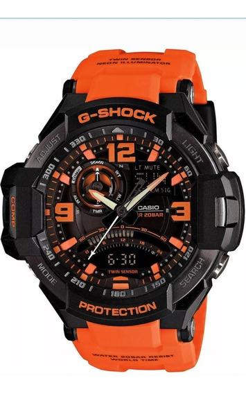 Relógio Original G-shock Ga-1000-8a Ga-1000-9 Ga-10004a