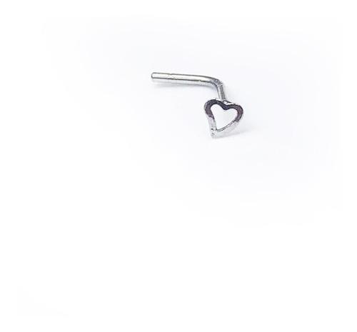 Piercing Nariz Plata 925  En Stock  Piercing Argentina ®