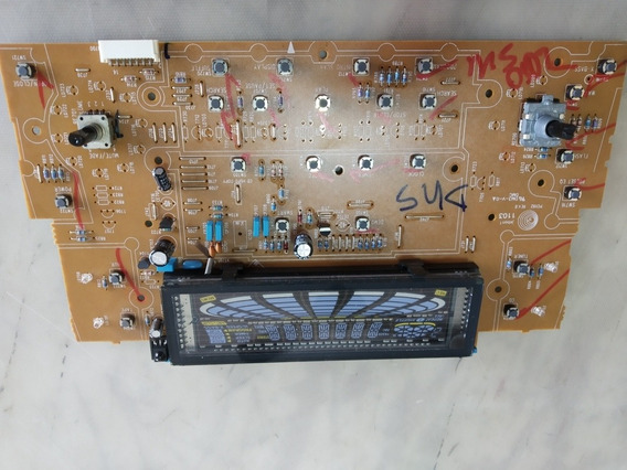 Placa Frontal Pci 192 Energy 2200 Gradiente