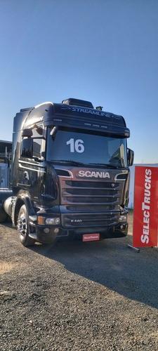 Scania R 440 6x4 Streamline