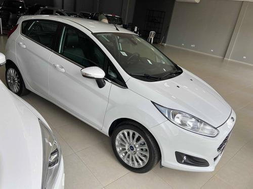 Ford Fiesta 1.0 Ecoboost Titanium Plus Hatch 12v Gasolina