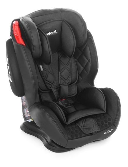 Cadeirinha Carro Bebê Reclinável Cockpit Infanti 9 A 36 Kg