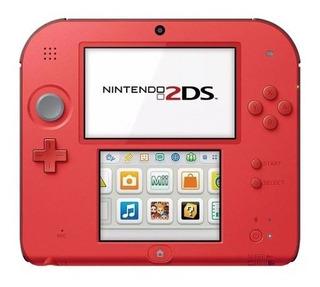 Nintendo 2ds Nuevas Con Manual + Accesorios + Ar Cards
