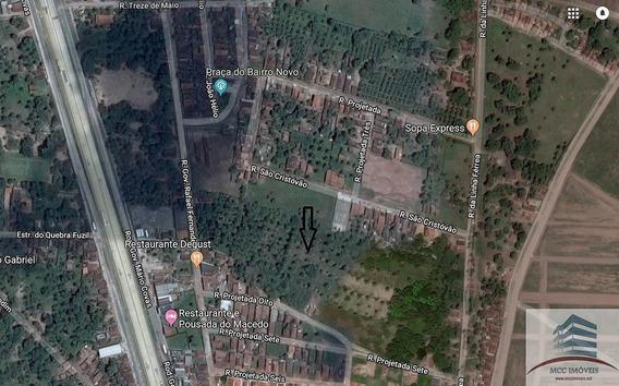 Terreno A Venda 3474m² Em São José De Mipibú