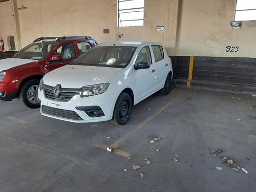Renault Sandero 1.6 16v Life   Entrega Asegurada Cuota 6  Dk