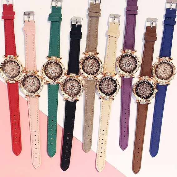 Relógio Quartzo Feminino