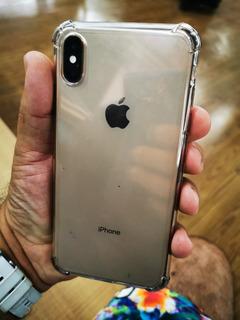 Celular iPhone Xsmax Dourado 256g