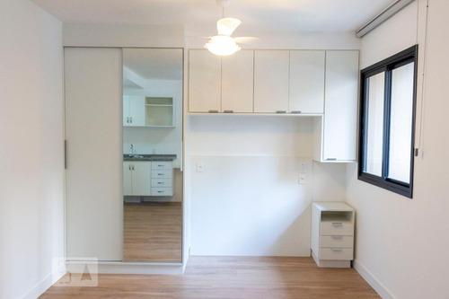 Apartamento Para Aluguel - Liberdade, 1 Quarto,  28 - 893309789
