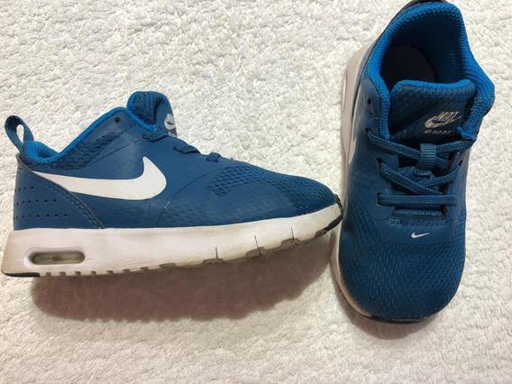 Tênis Infantil Azul Nike