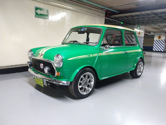 Mini Austin City 1979 Antiguo