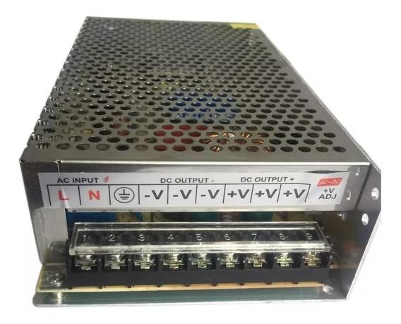 Fonte Chaveada 24 Volts 10 Amperes 250 Watts Fonte 24v 10a