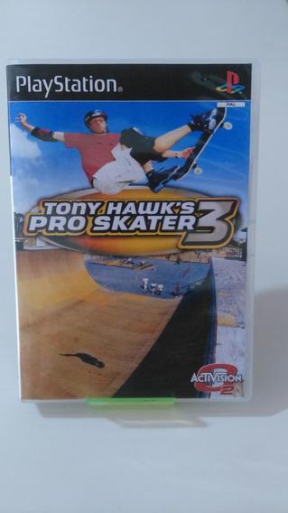 Jogo Tony Hawk S Pro Skater 3 ( Patch ) Ps1