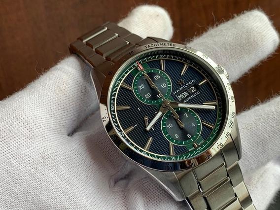 Relógio Hamilton Broadway Chronograph Automatic H43516141