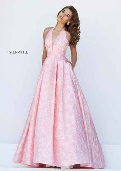 Vestido De Noche, Sherri Hill