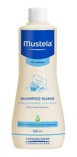Mustela Shampoo Suave 500 Ml Piel Normal