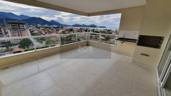 Apartamento Com 3 Dorms, Indaiá, Caraguatatuba, Cod: 937 - V937
