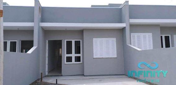Casa Com 2 Dorms, Por Do Sol, Gravataí - R$ 139 Mil, Cod: 438 - V438