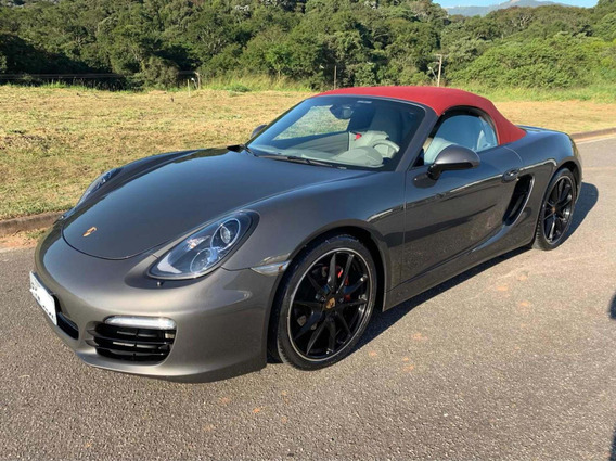 Porsche Boxster 2.7 2p 2016