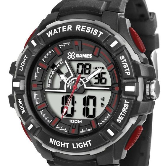 Relógio Xgames Masculino Xmppa189 Bxpx Multifunção