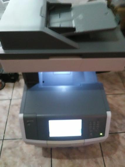 Impressora Multifuncional Laser Color Lexmark X746de