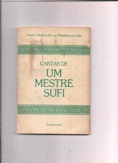 Livro Cartas De Um Mestre Sufi