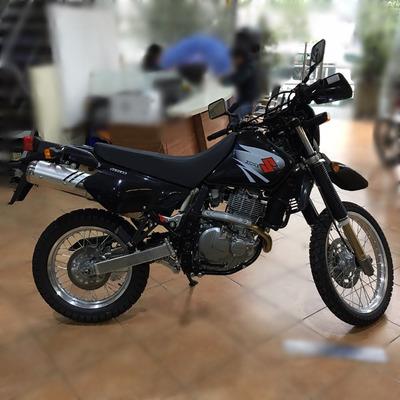 Suzuki Dr 650 - Financiación