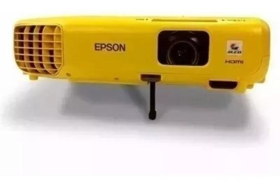 Projetor Epson W03 Profissional Hd