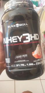 Whey Protein Gourmet 3hd 900g Blackskull