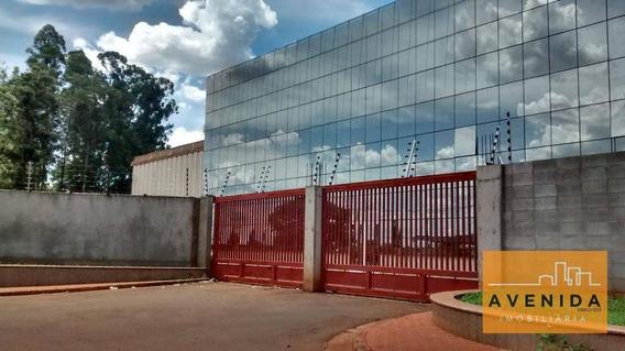 Barracão Industrial Para Locação, Betel, Paulínia. - Ba0037