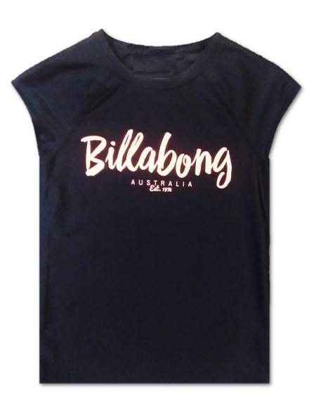 Remera Kite Surf Wake De Niña Billabong 15761004 Cne