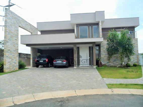 Casa À Venda No Swiss Park - Campinas/sp - Ca13528
