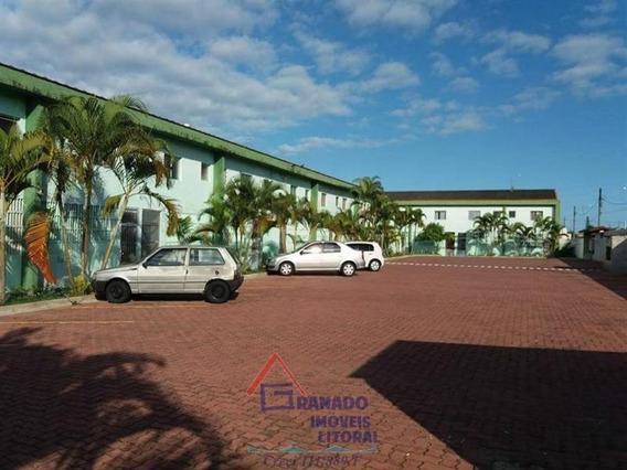 Kitnet Para Venda Em Itanhaém, Balneário Nova Itanhaém, 1 Dormitório, 1 Banheiro, 1 Vaga - 314_1-1176741