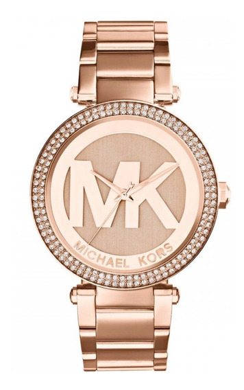 Reloj Michael Kors Mk5865 Para Dama 100% Nuevo Y Original