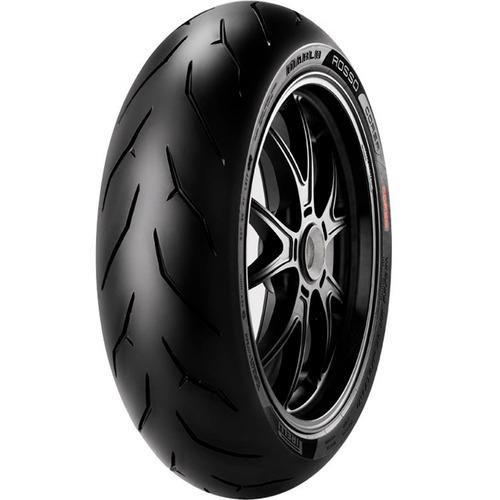 Cubierta Pirelli 190 55 Zr 17 Diablo Rosso Corsa 75w Fas