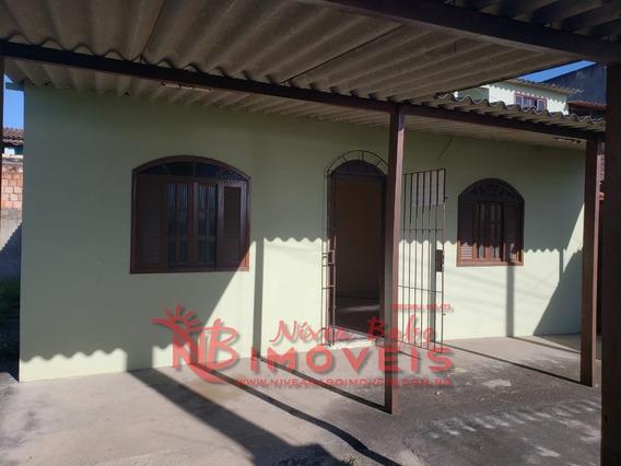 Casa 2 Quartos Em Aquarius, Próximos Aos Comércios - Vcap 128 - 33500590