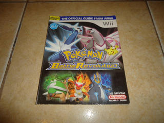 Pokemon Battle Revolution Guia De Estrategia Nintendo Wii
